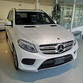 Foto Mercedes Benz Clase GLE SUV 400 Sport usado (2018) color Blanco precio $850,000
