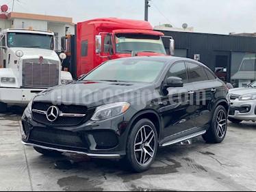 Mercedes Benz Clase GLE Coupe 43 AMG usado (2019) color Negro precio $1,200,000