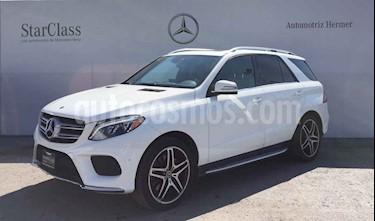 Mercedes Benz Clase GLE SUV 500 Biturbo usado (2018) color Blanco precio $929,900
