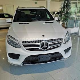 Mercedes Benz Clase GLE SUV 400 Sport usado (2017) color Blanco precio $750,000