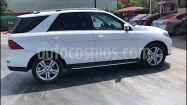 Mercedes Benz Clase GLE SUV 350 Exclusive usado (2014) color Blanco precio $549,000