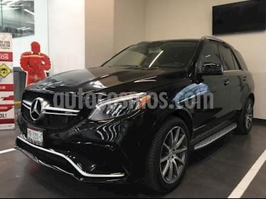 Mercedes Benz Clase GLE 5p GLE AMG 63 V8/5.4/T Aut usado (2016) color Negro precio $1,190,000