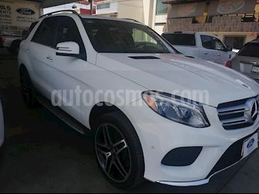 Mercedes Benz Clase GLE SUV 500 Biturbo usado (2017) color Blanco precio $775,000