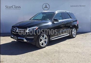 Mercedes Benz Clase GLE 5p GLE 350 Exclusive V6/3.5 Aut usado (2016) color Negro precio $529,900
