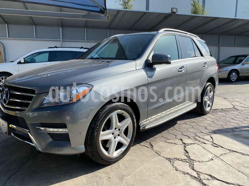 Mercedes Benz Clase GLE SUV 350 Exclusive usado (2012) color Gris precio $299,900