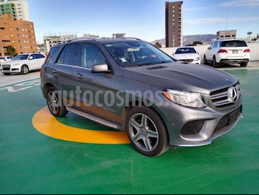 foto Mercedes Benz Clase GLE 5p GLE 400 Sport V6/3.0/T Aut usado (2019) color Gris precio $950,000