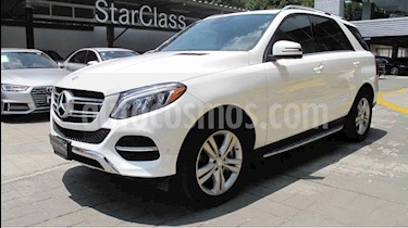 Mercedes Benz Clase GLE 5p GLE 350 Exclusive V6/3.5 Aut usado (2016) color Blanco precio $575,000