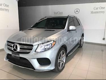 Mercedes Benz Clase GLE SUV 400 Sport usado (2018) color Plata precio $850,000