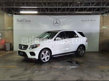 Mercedes Benz Clase GLE 5p GLE 500e Hibrido V6/3.0/T Aut usado (2019) color Blanco precio $1,299,000