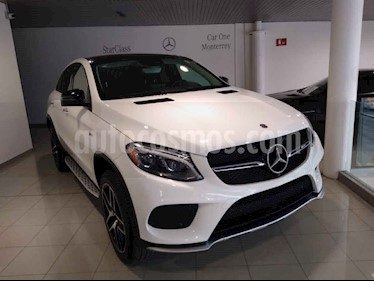 Mercedes Benz Clase GLE 5p GLE AMG 43 Coupe V6/3.0/T Aut usado (2019) color Blanco precio $1,100,000