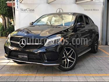 Mercedes Benz Clase GLE Coupe 43 AMG usado (2019) color Negro precio $1,180,000