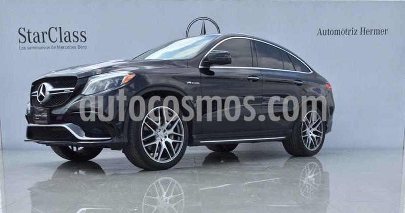 Mercedes Benz Clase GLE Coupe 63 AMG  usado (2019) color Negro precio $1,349,900