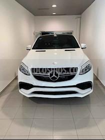 Mercedes Benz Clase GLE 5p GLE AMG 63 Coupe  V8/5.4/T Aut usado (2017) color Blanco precio $1,050,000