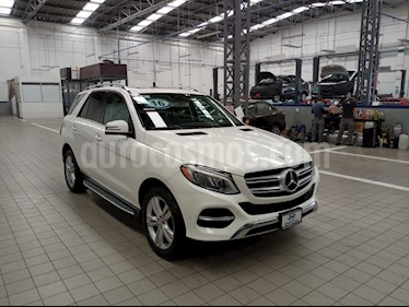 Mercedes Benz Clase GLE SUV 350 Exclusive usado (2016) color Blanco precio $475,000