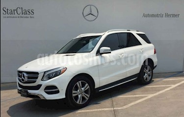 Foto Mercedes Benz Clase GLE SUV 350 Exclusive usado (2018) color Blanco precio $829,900