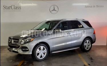Mercedes Benz Clase GLE SUV 350 Exclusive usado (2017) color Gris precio $639,000