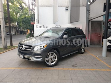foto Mercedes Benz Clase GLE SUV 350 Exclusive usado (2019) color Gris precio $875,000