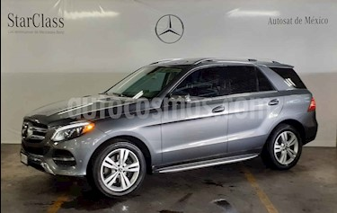 Mercedes Benz Clase GLE SUV 350 Exclusive usado (2018) color Gris precio $849,000