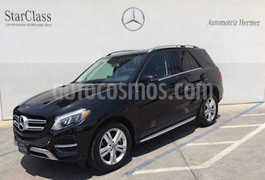 Mercedes Benz Clase GLE SUV 350 Exclusive usado (2018) color Negro precio $829,900