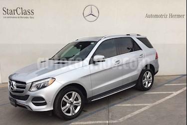 Foto venta Auto usado Mercedes Benz Clase GLE SUV 350 Exclusive (2016) color Plata precio $610,900