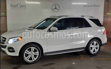 Mercedes Benz Clase GLE SUV 350 Exclusive usado (2016) color Blanco precio $589,000