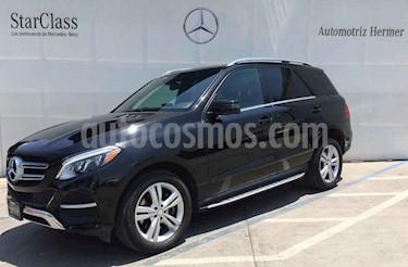 Foto venta Auto usado Mercedes Benz Clase GLE SUV 350 Exclusive (2016) color Negro precio $614,900