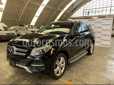 foto Mercedes Benz Clase GLE SUV 350 Exclusive usado (2016) color Negro precio $530,000