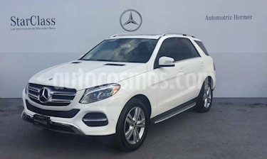 Foto Mercedes Benz Clase GLE SUV 350 Exclusive usado (2019) color Blanco precio $819,900