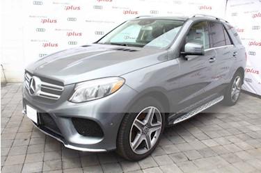 Foto venta Auto usado Mercedes Benz Clase GLE SUV 400 Sport (2018) color Gris precio $800,000