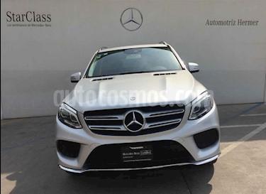 Foto venta Auto usado Mercedes Benz Clase GLE SUV 400 Sport (2017) color Plata precio $799,900