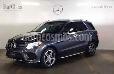 Foto venta Auto usado Mercedes Benz Clase GLE SUV 400 Sport (2016) color Gris precio $749,000