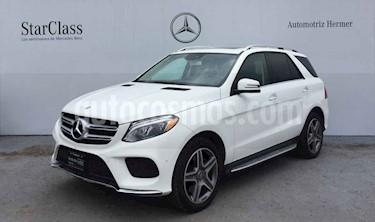 Mercedes Benz Clase GLE SUV 400 Sport usado (2018) color Blanco precio $849,900