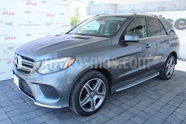 Foto venta Auto usado Mercedes Benz Clase GLE SUV 400 Sport (2018) color Gris precio $840,000