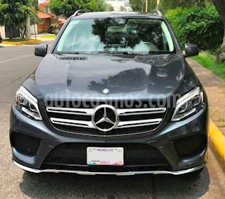Foto Mercedes Benz Clase GLE SUV 400 Sport usado (2016) color Gris Tenorita precio $840,000