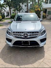Foto Mercedes Benz Clase GLE SUV 400 Sport usado (2016) color Plata Iridio precio $650,000
