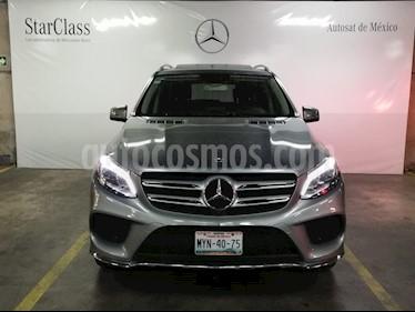 Foto venta Auto usado Mercedes Benz Clase GLE SUV 400 Sport (2016) color Plata Iridio precio $759,000