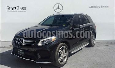 Mercedes Benz Clase GLE SUV 500 Biturbo usado (2016) color Negro precio $699,900