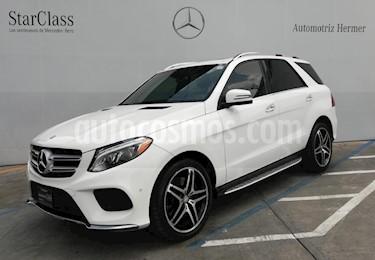 Foto venta Auto usado Mercedes Benz Clase GLE SUV 500 Biturbo (2017) color Blanco precio $932,900