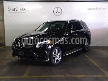 Foto venta Auto usado Mercedes Benz Clase GLE SUV 500e (2018) color Negro precio $1,189,000