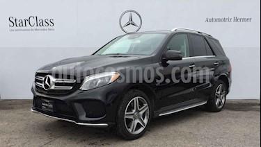Foto venta Auto usado Mercedes Benz Clase GLE SUV 500e (2018) color Negro precio $1,199,900