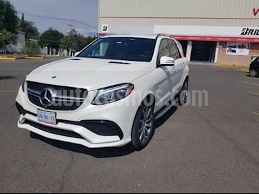 Foto venta Auto usado Mercedes Benz Clase GLE SUV 63 AMG (2016) color Blanco precio $1,100,000