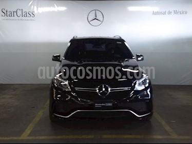 Foto venta Auto usado Mercedes Benz Clase GLE SUV 63 AMG (2016) color Negro Obsidiana precio $1,649,000