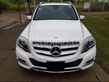 Mercedes Benz Clase GLK 300 Off Road Sport usado (2014) color Blanco precio $290,000