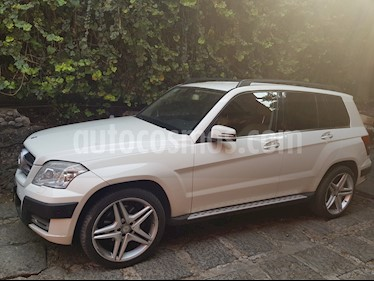 Mercedes Benz Clase GLK 300 Off Road Sport usado (2012) color Blanco precio $280,000