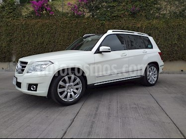 Mercedes Benz Clase GLK 300 Off Road Sport usado (2010) color Blanco precio $196,000