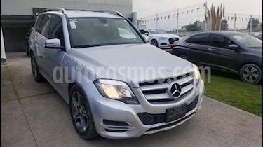 Foto venta Auto usado Mercedes Benz Clase GLK 300 Off Road Sport (2015) color Plata precio $305,000