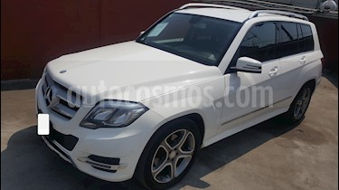 Mercedes Benz Clase GLK 300 Off Road usado (2014) color Blanco precio $265,000