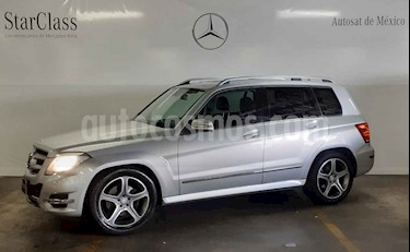 Foto venta Auto usado Mercedes Benz Clase GLK 300 Off Road (2014) color Plata precio $339,000