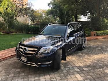 Foto venta Auto usado Mercedes Benz Clase GLK 300 Off Road (2015) color Azul precio $345,000