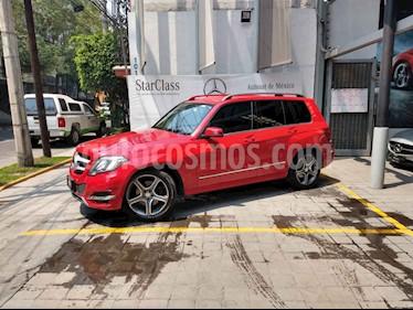 Foto venta Auto usado Mercedes Benz Clase GLK 300 Off Road (2014) color Rojo precio $290,000
